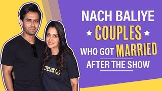 Nach Baliye: Check out the couples who got married after the show | Pinkvilla | Television
