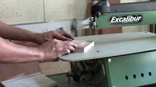 Excalibur Scroll Saw 21 Inch