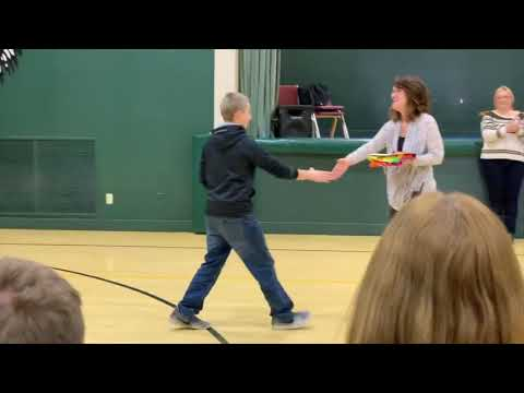 Tripp Middle School November Recognition 2018