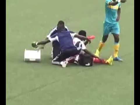 Wafa v WA All Stars. 2015/16 Ghana Premier League