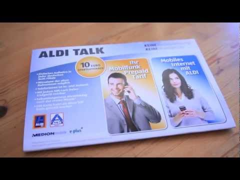 Aldi Talk online aufladen?! Ja es geht! from YouTube · Duration:  21 seconds