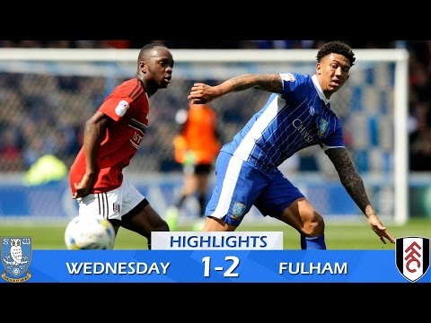Sheffield Wednesday 1 Fulham 2 | Extended highlights | 2016/17