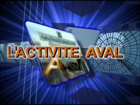 Documentaire sur L'activité Aval Part 1