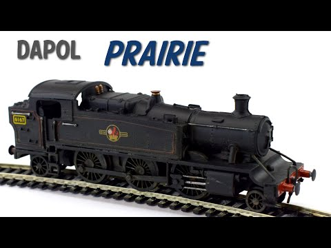 Dapol BR 2-6-2 Prairie Tank – Quick Build – Model Train