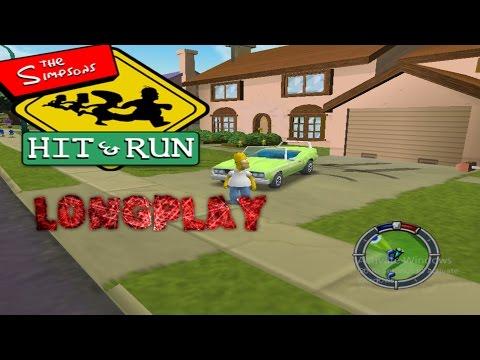 Simpsons Hit & Run Longplay