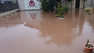 Flooding - Too much rain in The Gambia