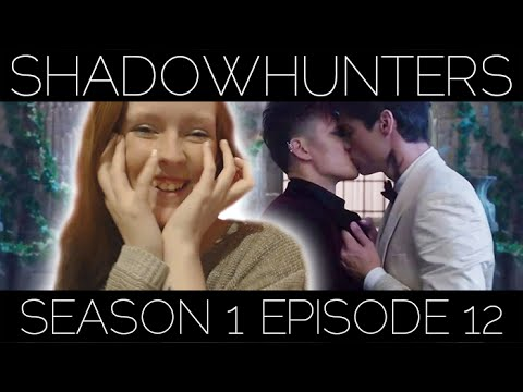Download SHADOWHUNTERS 1x12 ''MALEC'' REACTION!!!