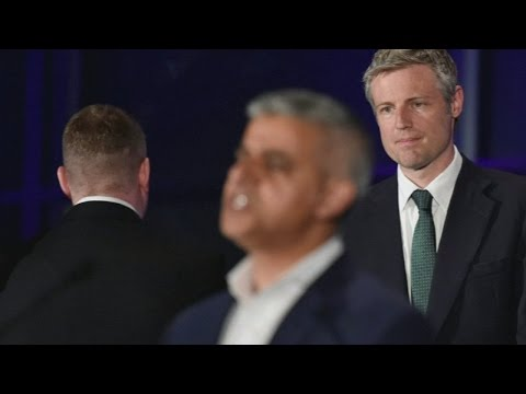 'Britain First' leader turns back on London's first Muslim Mayor