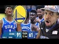 Download OMG THEY'RE THE WARRIORS! DUKE vs KENTUCKY HIGHLIGHTS