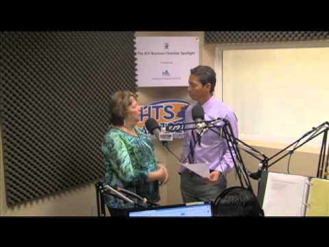 Santa Clarita Chamber Spotlight with Fred Arnold - Nola Aronson from Advanced Audiology