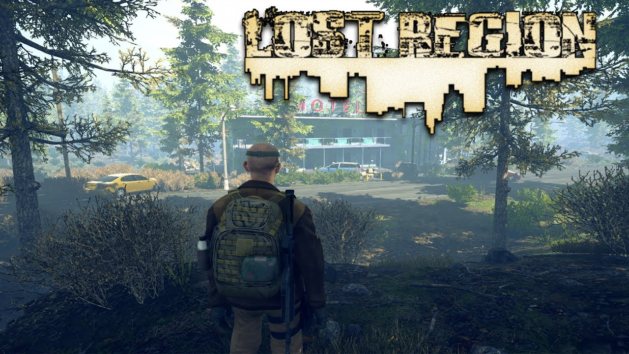 Could This Be The Next Big Survival Game Lost Region Alpha - Large survival us map