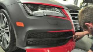 Audi A7 Custom Wrap Install