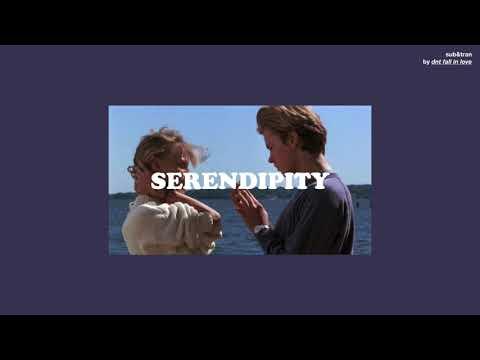 คอร์ดเพลง Serendipity Albert Posis