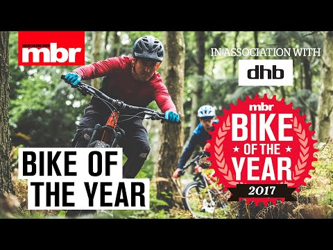 BIKE OF THE YEAR 2017 | MBR