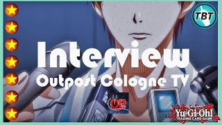 TBT: Interview Outpost Cologne TV Yu-Gi-Oh! (German/Deutsch)