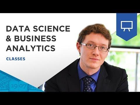 "Master Class ESSEC | ""Data science & Business Analytics"" by Nicolas Glady"