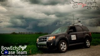 2016 Storm Chase Vehicle BowEcho Chase Team