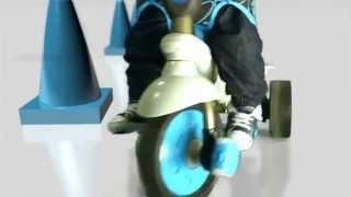 Smart Trike велосипед трехколесный Dream 4 в 1(Новая модель великолепной серии трехколесных велосипедов. Теперь еще более удобный и практичный, да еще..., 2013-09-10T06:47:23.000Z)