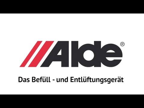 Alde Befüll - und Entlüftungsgerät / womoclick.de