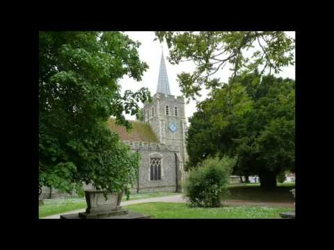 The history of Saint Mary the Virgin's church Minster-in-Thanet