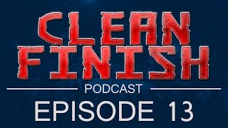 Clean Finish Podcast Ep. 13 Wrestling Podcast - Who Will Be The Next WWE World Heavyweight Champion?