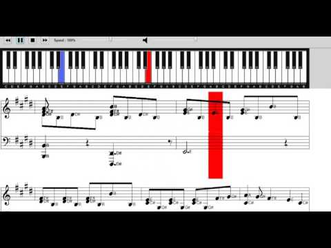 Adele - All I Ask - Piano Sheet Music - Tutorial
