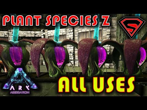 WHAT DOES THE PLANT SPECIES Z DO & HOW TO GET PLANT SPECIES Z SEEDS (PALNT SPECIES Z GUIDE)