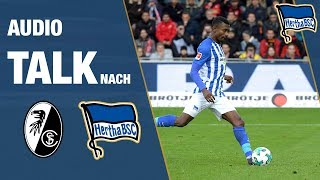 Video Gol Pertandingan Freiburg vs Hertha Berlin