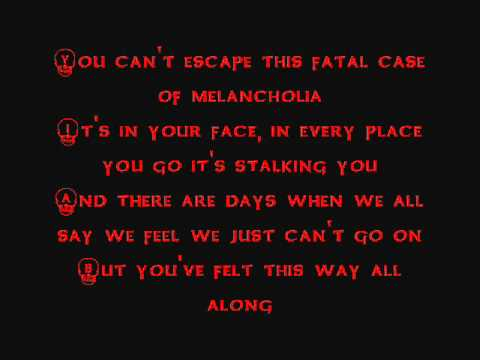 Alkaline Trio - Love Love Kiss Kiss w/ Lyrics