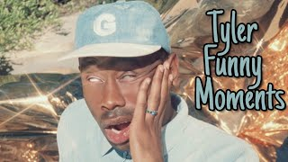 Tyler, The Creator Best/Funny Moments Pt 3