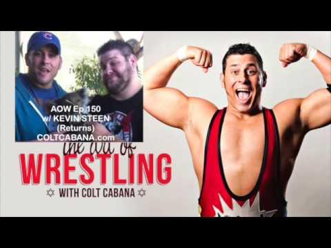 Kevin Owens - Art of Wrestling Ep 150 w/ Colt Cabana