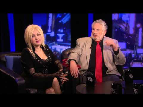 "Theater Talk: Cyndi Lauper and Harvey Fierstein on ""Kinky Boots"""