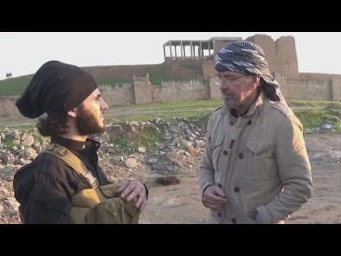 "Todenhöfer: ""People in Mosul living under a dictator..."