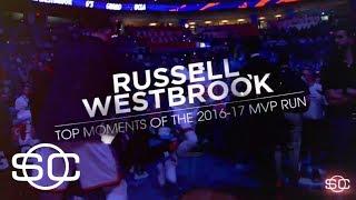Video Russell Westbrook's top moments of 2016-17 NBA MVP run | SportsCenter | ESPN download MP3, 3GP, MP4, WEBM, AVI, FLV April 2018