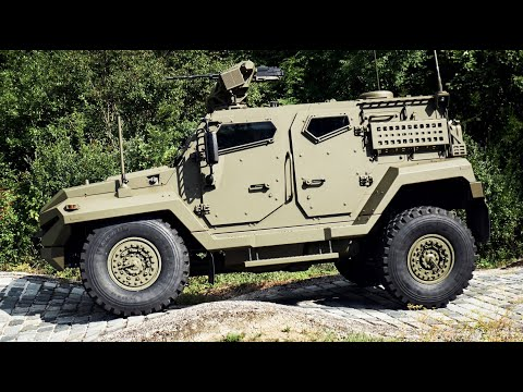 10 Fastest Military Armored Vehicles In The World