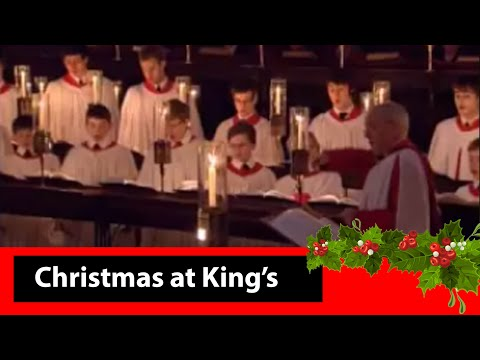 King's College Cambridge 2008  #10 What Sweeter Music John Rutter