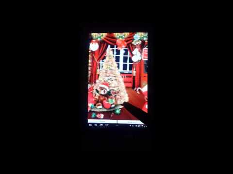 Christmas Live Wallpaper For Android[Free]