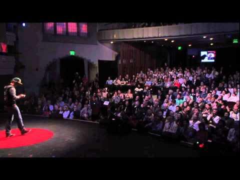 The hip-hop of Shakespeare: MC Lars at TEDxUSC