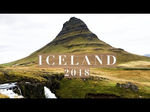 ICELAND ROAD TRIP 2018
