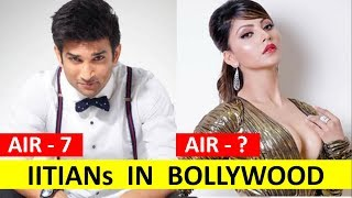 6 Famous Bollywood stars who Cleared IIT-JEE | IITians in Bollywood