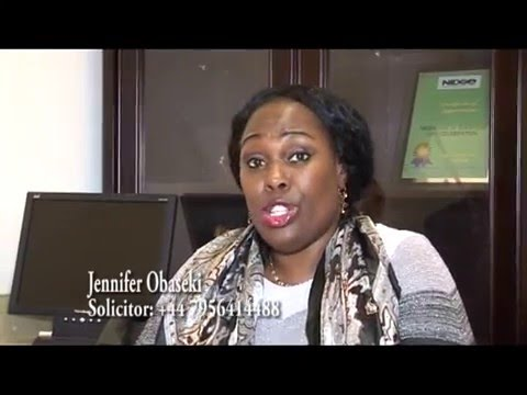 Tunde Alabi's VOICE on UK Immigration Laws 2015 in Reviw