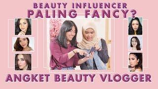 Angket beauty vlogger 2018 | favorit kamu yang mana nih ????