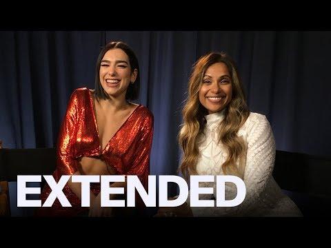 Dua Lipa Celebrates Streaming Record At Jingle Ball | EXTENDED Mp3