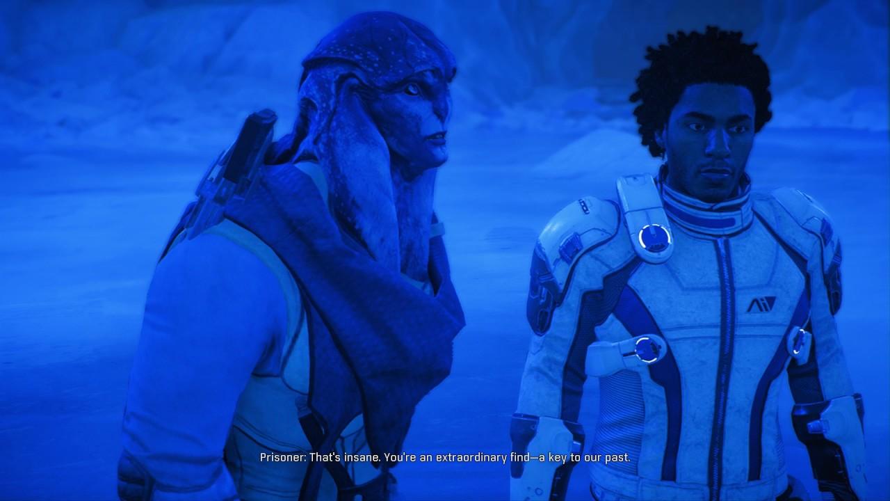 Mass Effect Andromeda Save Ai Give Ai To Sam Or Give Ai To Angara