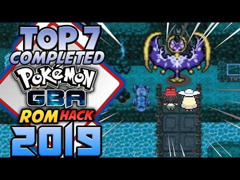 TOP 7 Completed Pokemon GBA ROM HACK With New Story, Galar Forms, Mega Evolution