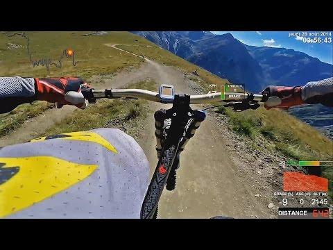 DH - Downhill | New Diable 2014, Les Deux Alpes - MTB