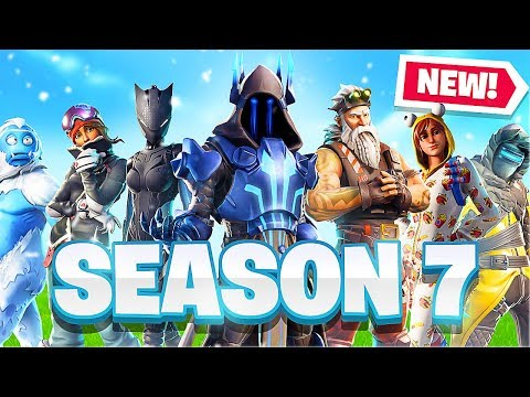 FORTNITE SQUADS WITH TEAM ALBOE!! - SEASON 7 GAMEPLAY