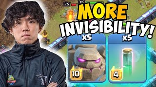 KLAUS CAN'T MISS WITH BLIZZARD GOLEM AVALANCHE vs ATN.aTTaX | CiC Grand Finals | Clash of Clans