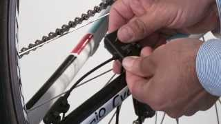How to place my cadence and speed sensors on my bicycle? - English