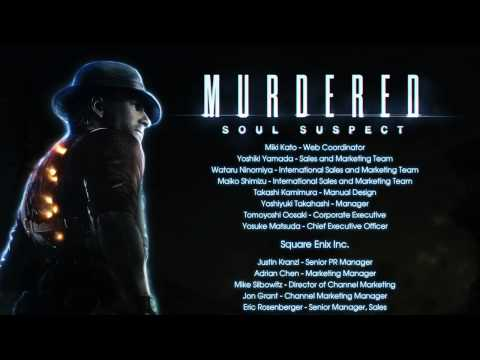 Murdered: Soul Suspect: Part 15 - Museum 2 + credit (PS4 Platinum Walkthrough) no commentary HD